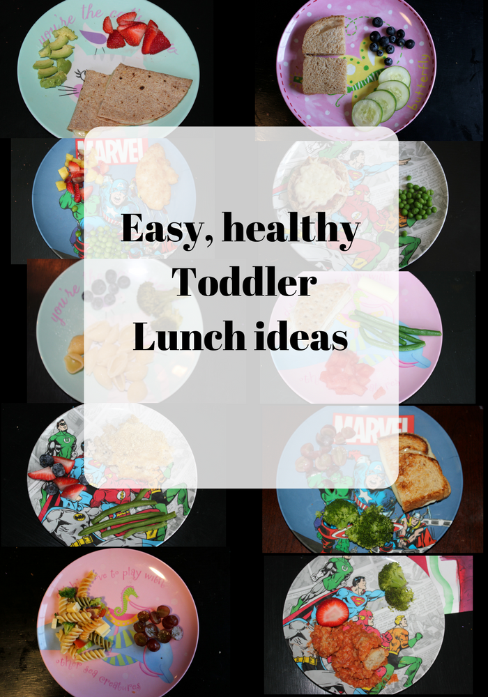 easy healthy lunch ideas for toddlers
